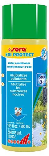 sera KOI PROTECT 500 ml, farblos, 500ml für 10.000 Liter