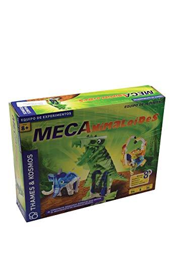 Devir Kosmos - Mecanimaloides, Juego (BXMECA)