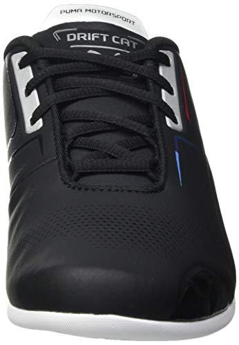 PUMA BMW MMS Drift Cat 8, Zapatillas Unisex Adulto, Negro Black, 40 EU