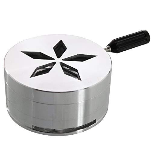 The Block 4.0 Heat Manager Smokebox Shisha Hitze Management System - Kopf-Aufsatz für Wasserpfeifen