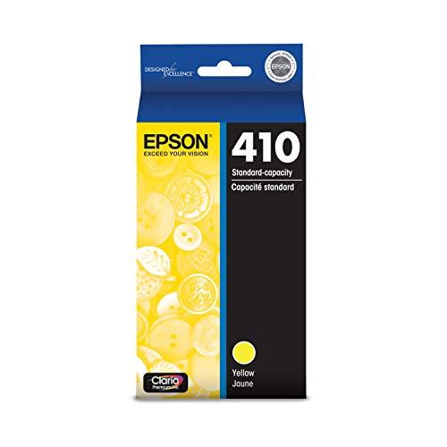 Epson T410420 Claria Premium Yellow Ink