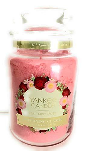 Yankee Candle Salt Mist Rose