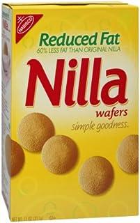 Nilla Reduced Fat Wafers 11 oz Box - Single Pack