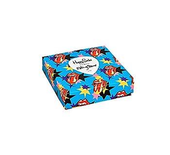 Happy Socks Rolling Stones Sock Box Set  Toddler  Pastel Combo 2-3 Years  US 6.5-9.5 Toddler