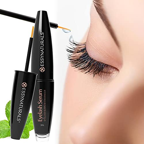 Premium Eyelash Growth Serum and Eyebrow Enhancer Irritation Free Formula 3ml