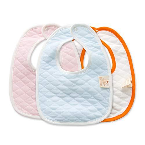 Baberos baberos baberos para bebé, 3 unidades, baberos para bebé, toalla de saliva de algodón para bebés