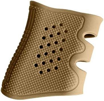 WEREWOLVES Tactique Pistolet universel Pistolet Caoutchouc protéger couverture Grip gant étuis antidérapant s'adapte Glock 17/19/20/21/22/23/31/32/37/38
