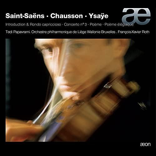 Tedi Papavrami, François-Xavier Roth & Orchestre Philharmonique Royal de Liège