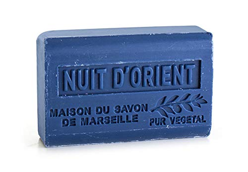 Provence Seife Nuit d'Orient (Orientalische Nacht) - Karité 125g