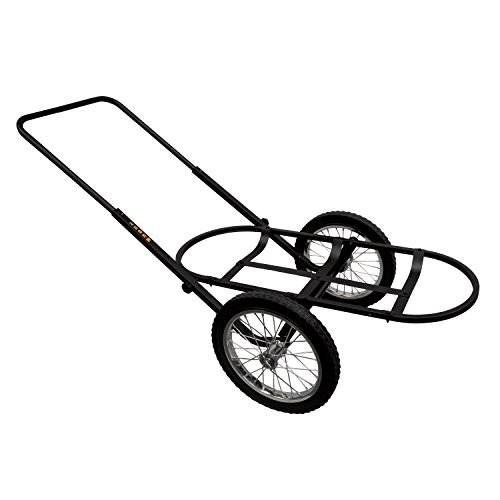 Muddy The Mule Game Cart, Black