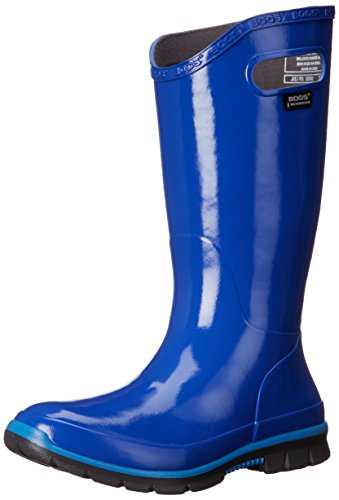 Bogs Women's Berkley Rain Boot, French Blue,4 UK(37 EU)