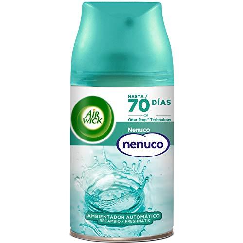 Air Wick Freshmatic - Recambio de Ambientador Spray Automático, Esencia para Casa...