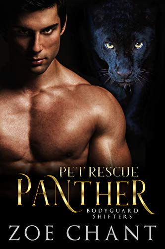 Pet Rescue Panther (Bodyguard Shifters Book 2) (English Edition)