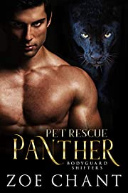 Pet Rescue Panther (Bodyguard Shifters Book 2)