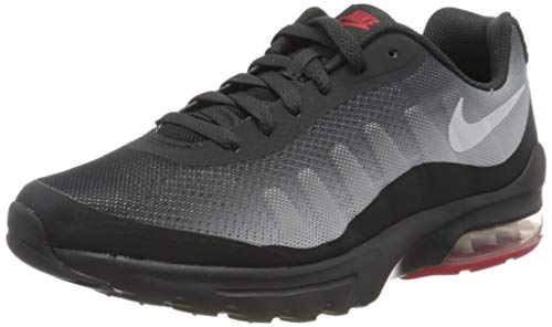 Nike Air Max Invigor GS, Scarpe da Corsa, off Noir/White/Sky Grey/Univ Red, 40 EU