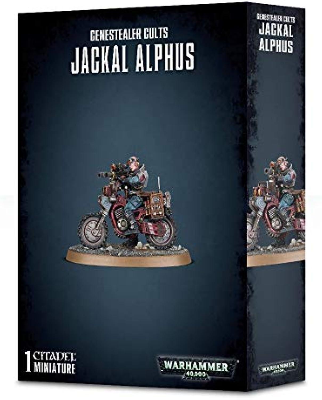 Unbekannt Warhammer 40K  Genestealer Cults Jackal Alphus B07N8LKKJB Auktion     | Verschiedene Waren