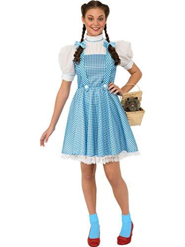 Rubie's Offizielles Dorothy-Kostüm Zauberer von Oz, für Erwachsene–Größe L