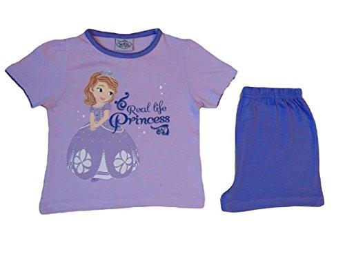 Disney Mädchen Sofia die Erste Shortie Pyjama 2-3 Jahre