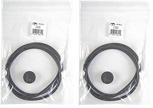 (2 Pack) Miller Little Giant Parts Kit for Poultry Fountain
