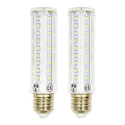 Luxvista Medium Screw Base E26/E27 Led Corn Light Bulb
