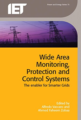 Wide Area Monitoring, Protection and Control Systems: The Enabler for Smarter Grids