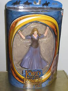 Qiyun Lord of The Rings Return of The King Eowyn Action Figure Toy Biz LOTR 035112811176