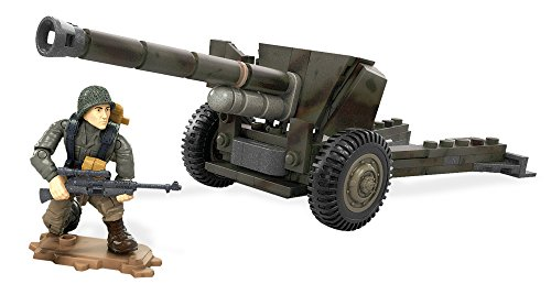 Mega Construx Call Of Duty Anti-Tank Gun