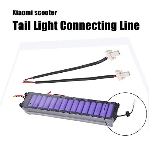 Xiaomi m365 Battery Tail Light Cable Electric Scooter Folding Circuit Board Tail Light Cable