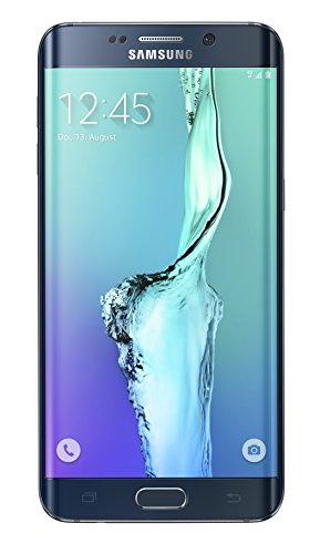 Samsung Galaxy S6 edge+ Smartphone (5,7 Zoll (14,39 cm) Touch-Display, 32 GB Speicher, Android 5.1) schwarz-sapphire
