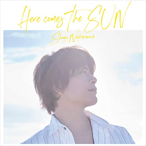 [Single]Here comes The SUN – 仲村宗悟[FLAC + MP3]