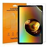 kwmobile 2X Protector de Pantalla Compatible con Samsung Galaxy Tab S4 10.5 - Salvapantallas Mate para Tablet - Lámina Protectora