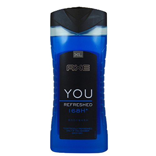 Axe You Refreshed Shower Gel 400 Ml - 400 Mililitros