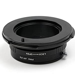 Pixco 2nd Generation AF Confirm Tripod Adapter Hasselblad H Lens to Canon EOS Camera