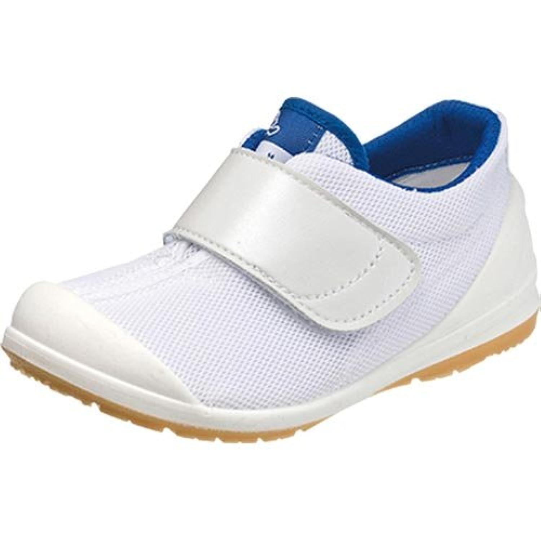 asahi shoes(アサヒシューズ) KIDS(キッズ用/ジュニア用/子供用) アサヒ健康くん 502A 3E 【ホワイト/ネイビー】22.0 cm