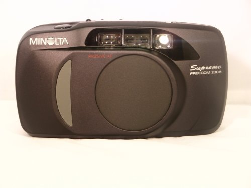 Minolta Freedom Supreme 35mm Camera
