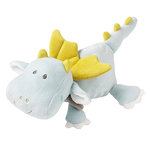 fehn 065251térmica Animales Dragón, Little Castle, Azul (Producto para bebé)