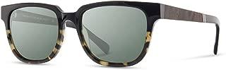 Shwood - Prescott Square Acetate & Wood Sunglasses