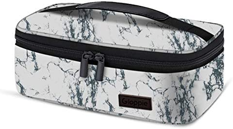 Gloppie Small Lunch Box for Women Men Insulated Lunch Bag Mini Lunchbag for Bento Box Flat Lunch product image