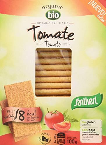 Santiveri Tostadas Lig.Tomate Bio -N- 100G - 200 g