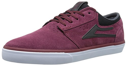 Lakai Men's Griffin-M, Port Suede, 8 M US