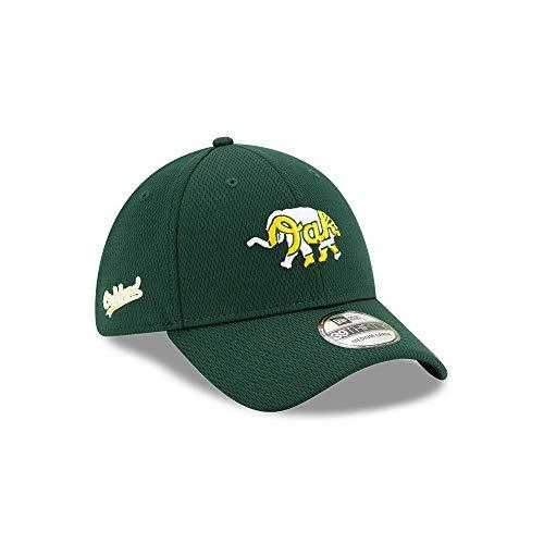 New Era Oakland Athletics 2020 Spring Training 39THIRTY Flex MLB Cap, S/M