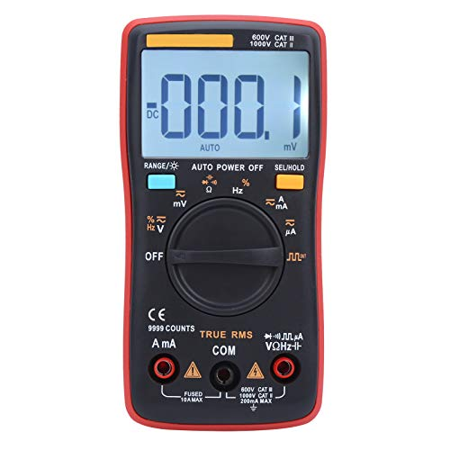 Multimeter-Tester 9999 Count Professional Digital Multimeter Digital Multimeter True RMS für verschiedene Testanforderungen