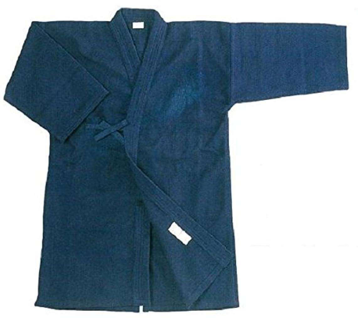 技術者またむしろミツボシ 剣道衣 紺一重上製(サイズ5号) T06005