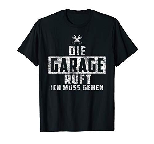 KFZ-Mechaniker T-Shirt I Geschenk Automechaniker I Werkstatt T-Shirt