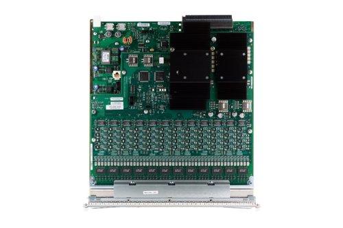 Cisco Systems Catalyst 6500 48-Port 10 / 100 / 1000 RJ-45 Classi Switchmodul Giga 48 x RJ45 10 / 100 / 1000 (TDR) mit 802.3af PoE Daughter Card (Ersatzteil)