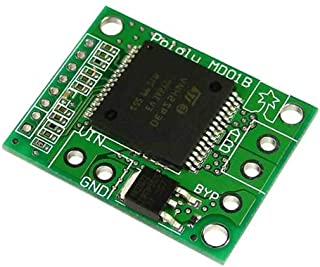 Pololu VNH2SP30 Motor Driver Carrier MD01B (Item 706)