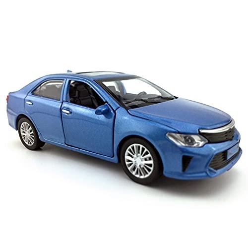 Modelos de autos , Aleación Diecast Modelo Aleación de automóviles Diecast Coche 1:32 Escala para C-AMRY Aleación Diecast Modelo Modelo de automóvil Modelo de vehículo Collectiable Pull Back Coche con