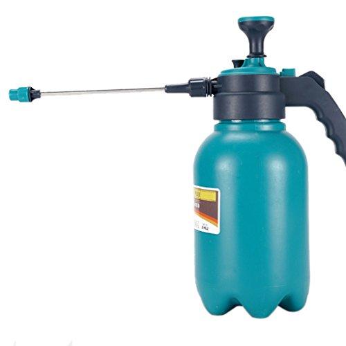 DUOER home Pulvérisateur à Pression de Pression de Pression-Utilisation avec de l'eau, Engrais ou pesticides, pulvérisateur en Plastique à Haute Pression de Bouche Longue 2L (Color : Blue)