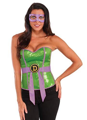 Donatello Korsett Frauen Teenage Mutant Ninja Turtles