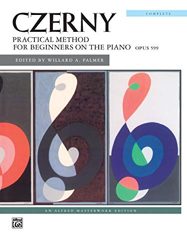 Practical Method for Beginners on the Piano, Op. 599